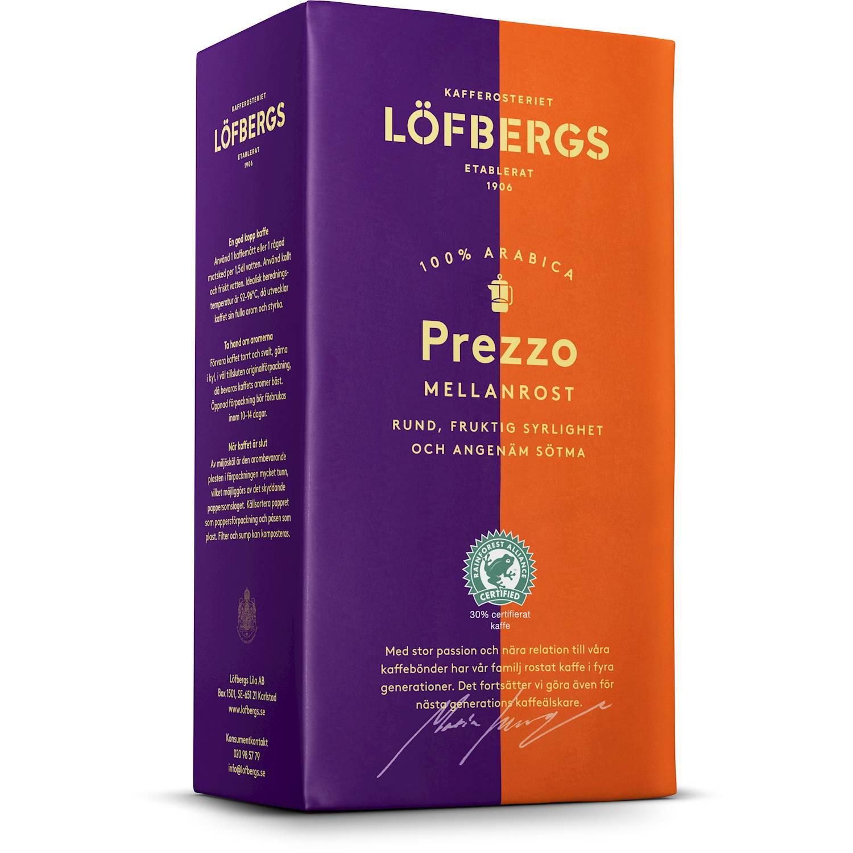 Löfbergs Presskaffe Prezzo