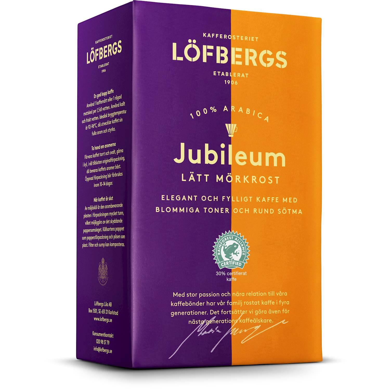 Löfbergs Bryggkaffe Jubileum