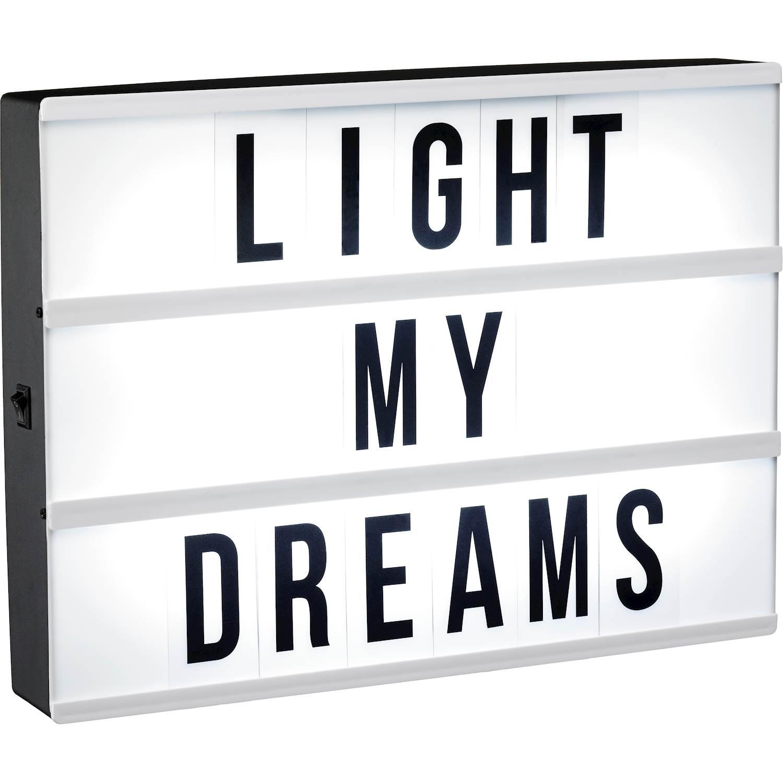 PR Home Lightbox LED