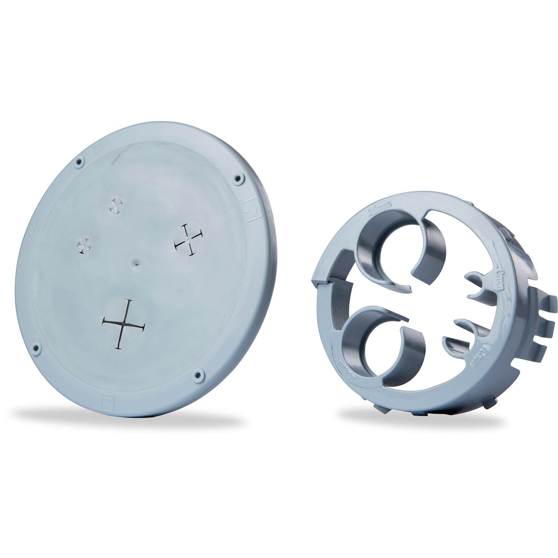 AquaTeam+ Diaflex Diskmaskinsgenomföring