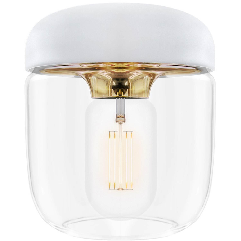 Umage Acorn White Polished Brass