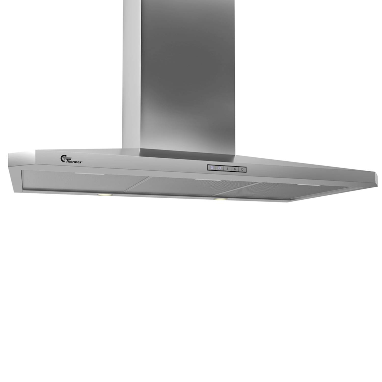 Thermex Decor 787 vägg 90 cm rostfri