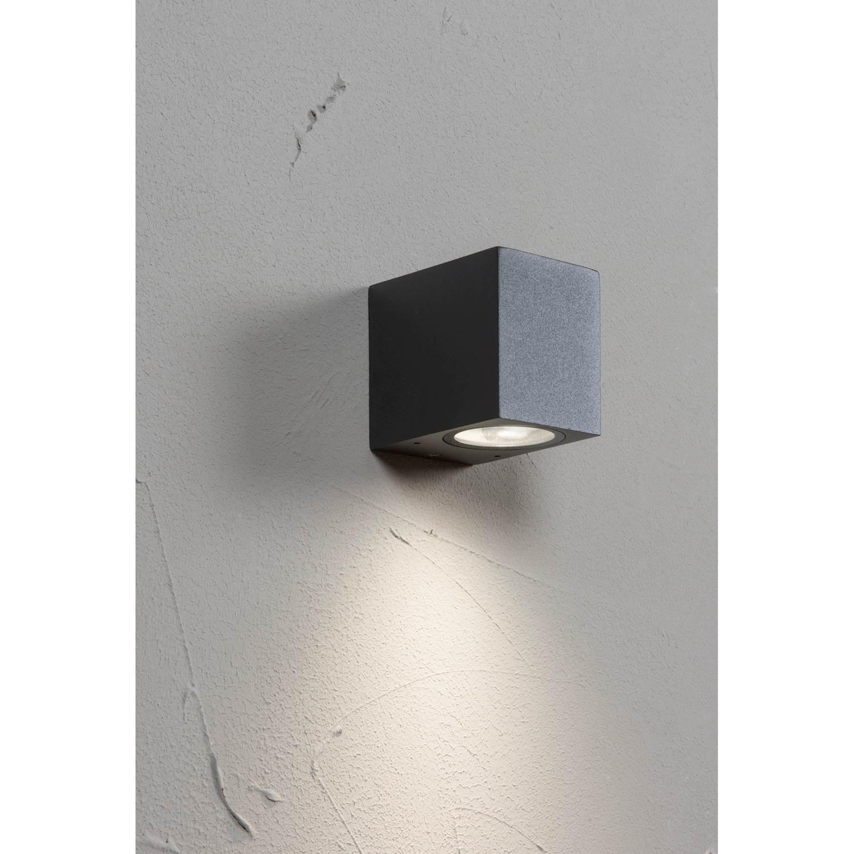 Airam Sund väggarmatur IP54 antracit