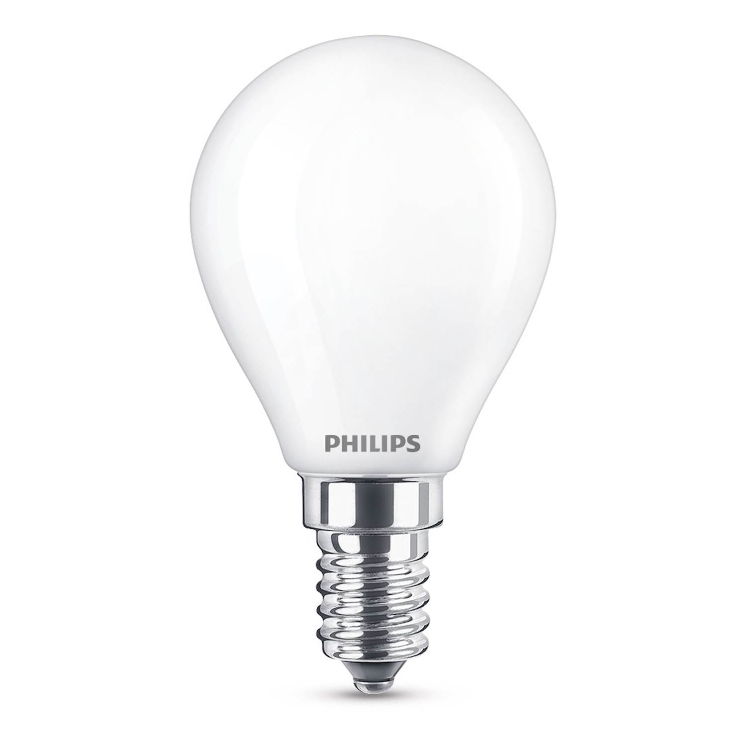 Philips LEDCL KLOT 4,3W E14 VV FR ND