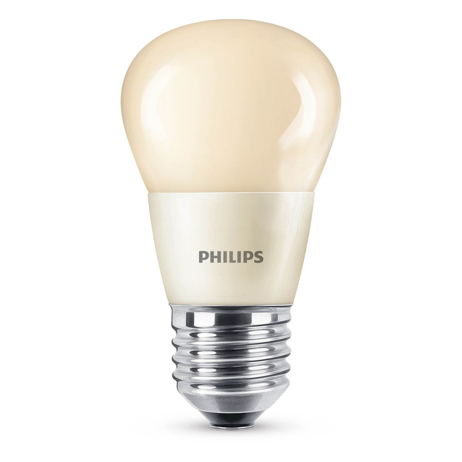 Philips LED KLOT 4W FLAME E27 FR D