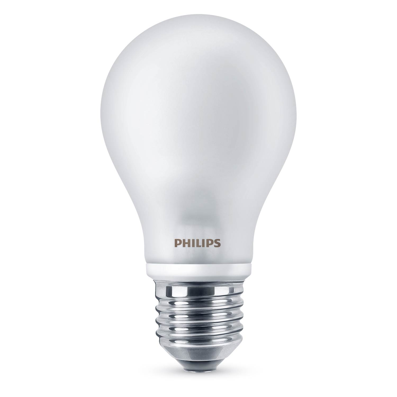 Philips LEDCL NOR 6,7W E27 VV FR ND 2P