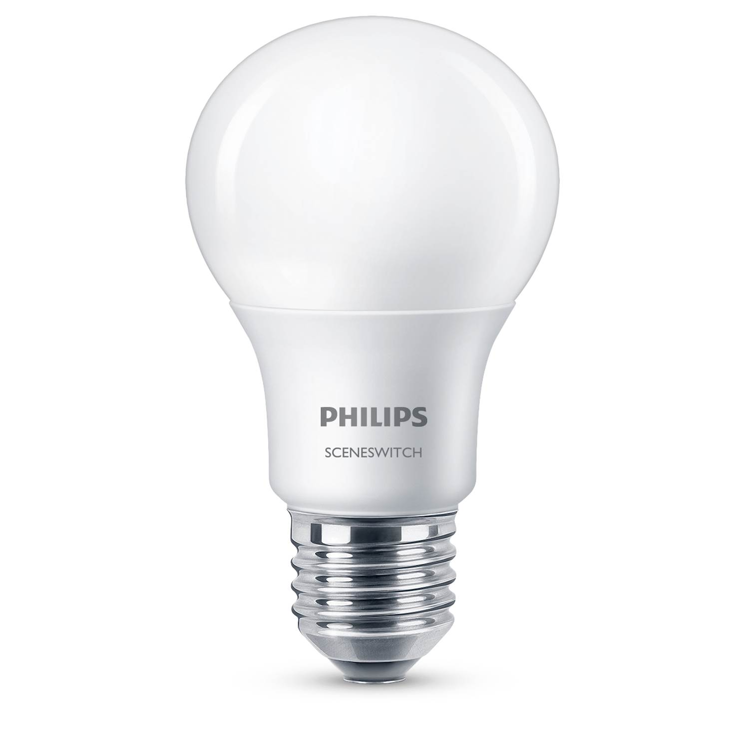Philips LED NORM 8W-5W-2W E27 SS FR ND