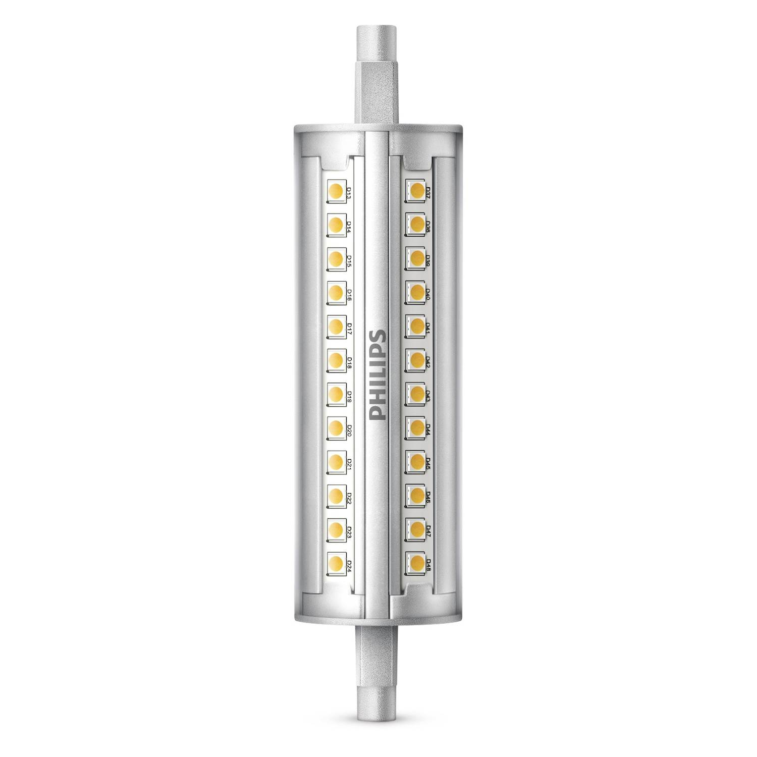 Philips LED 14W LINJÄR R7S 118mm V D