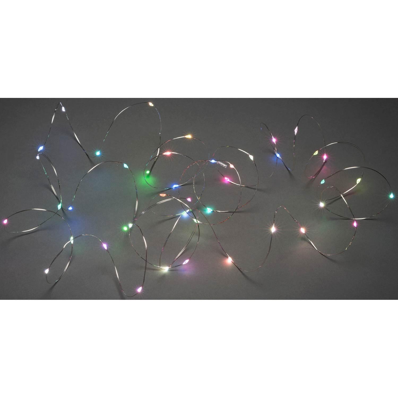 Konstsmide 50 RGB LED 5330-590