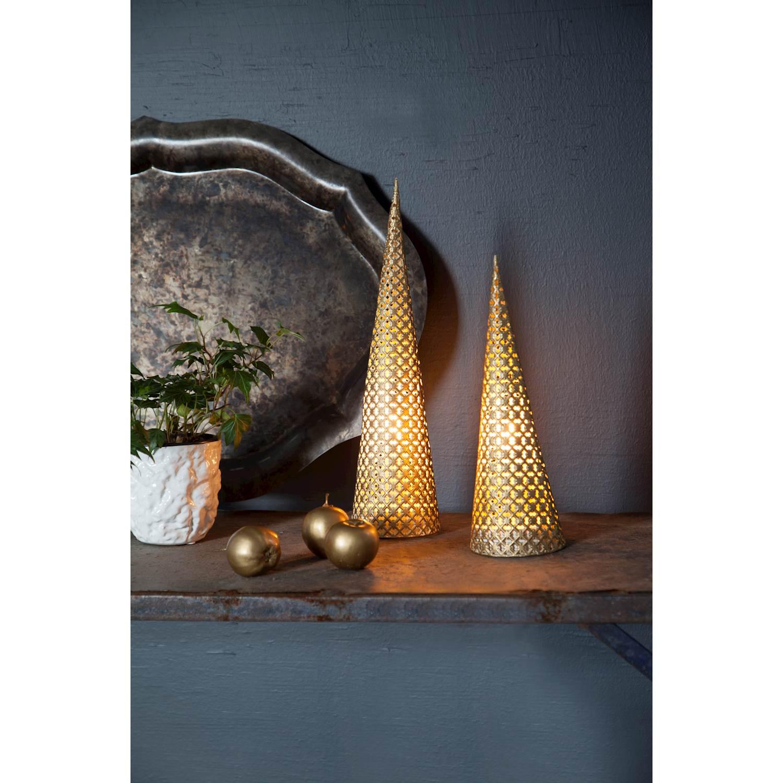 By Rydéns Etoile H32cm Guld matt