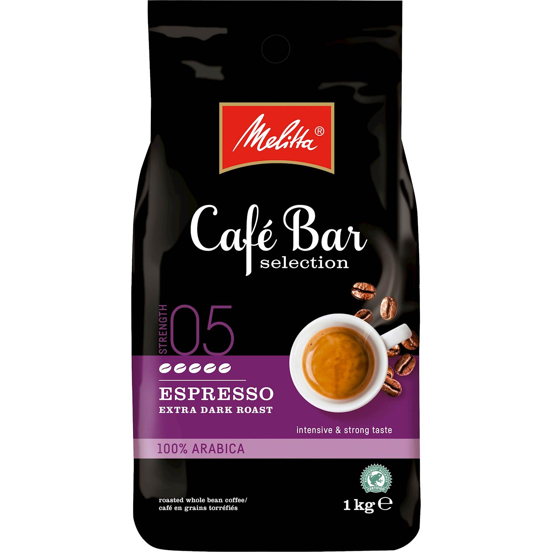 Melitta CaféBar espresso extra dark