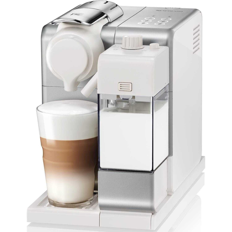 Nespresso Lattissima Touch F521 Silver