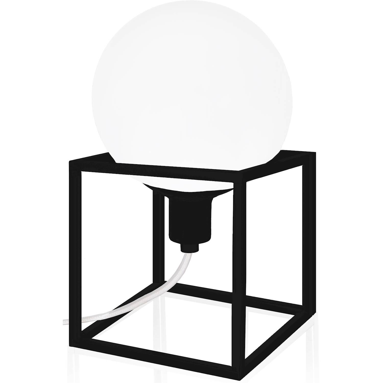 Globen Lighting Bord Cube Svart