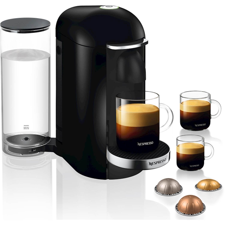 Nespresso Vertuo Plus Svart