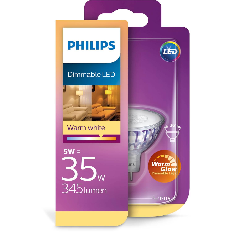 Philips LED SPOT 35W VV 12V 36D WGD