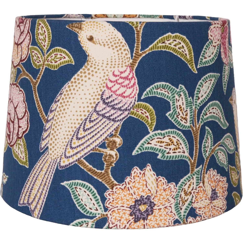PR Home Mönstrad Birdsong Blå 25cm