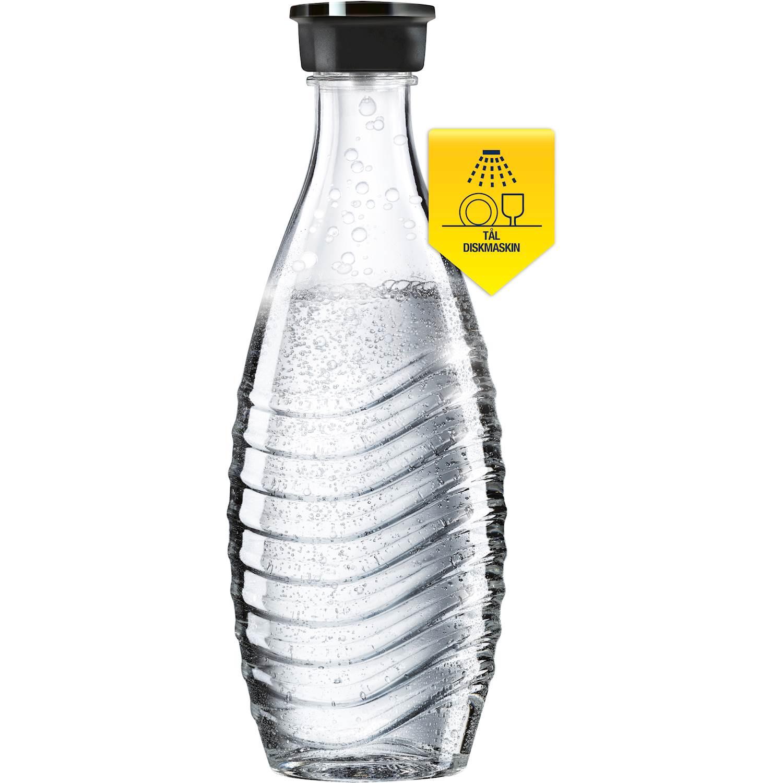 SodaStream Crystal glasflaska