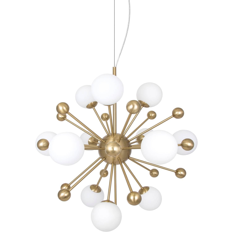 Globen Lighting Copernicus Antikmässing