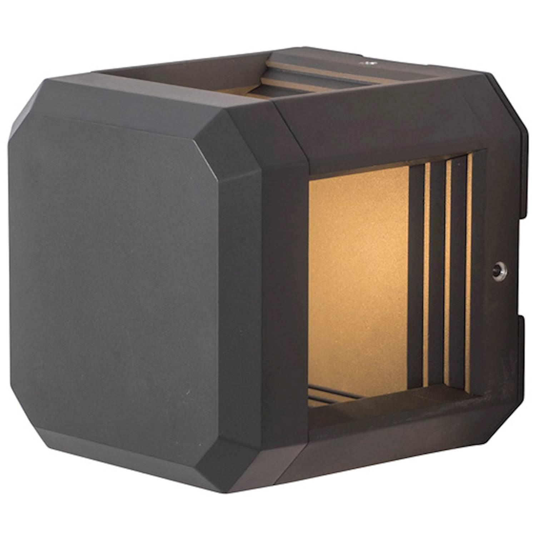 Airam Flen LED IP44 aluminium