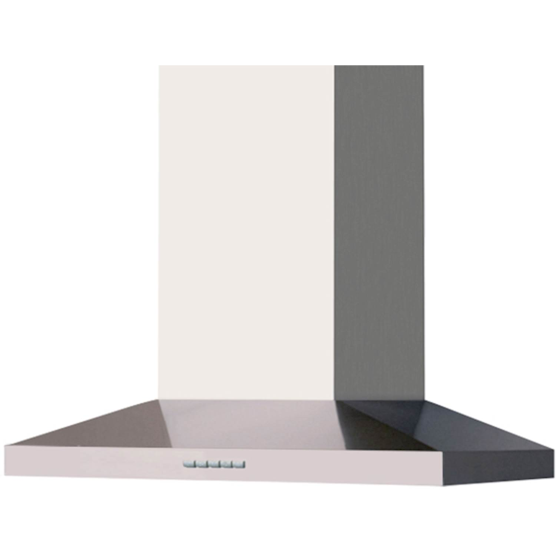 Thermex Decor 783 vägg 60 cm rostfri