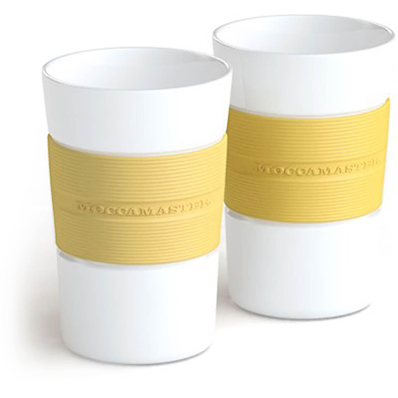 Moccamaster 2 muggar Pastel Yellow