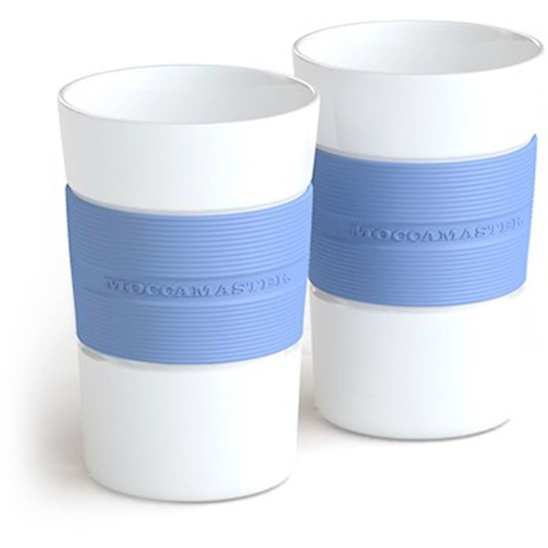 Moccamaster 2 muggar Pastel Blue