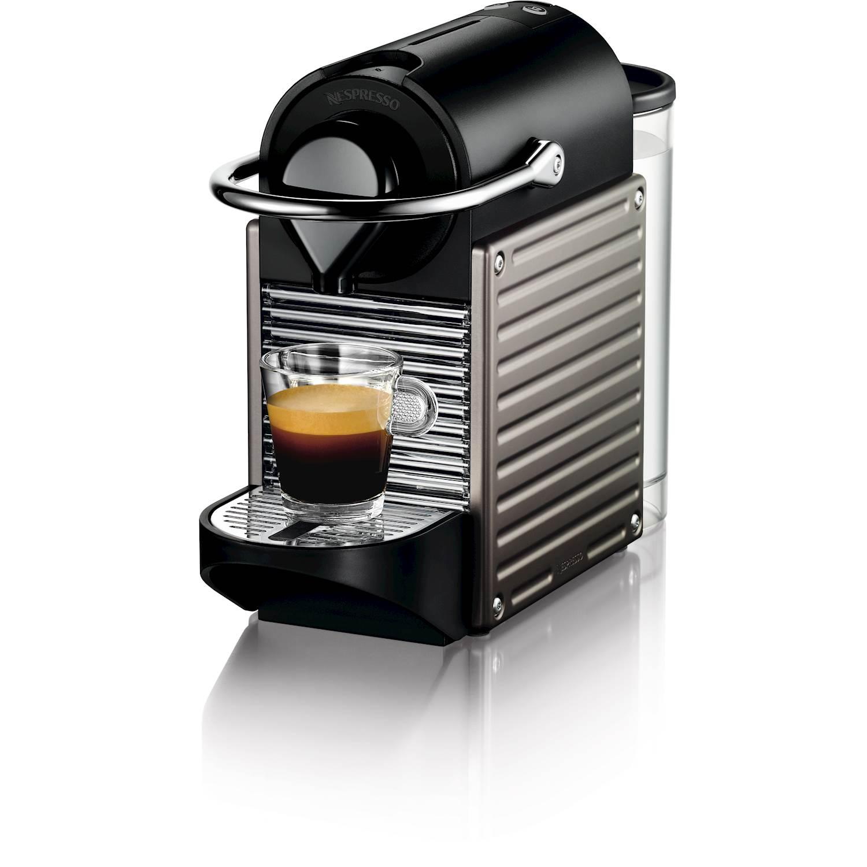 Nespresso Pixie Electric Titan – C61