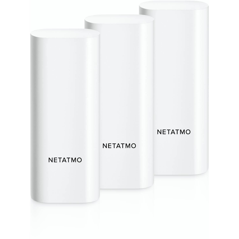 Netatmo Smart Dörr/Fönster Tags 3 Pac