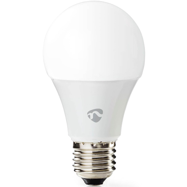 Nedis WiFi Smart LED-lampa E27 RGB