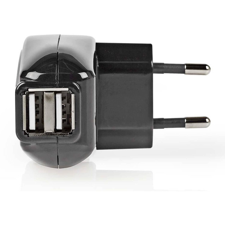 Nedis Väggladdare USB