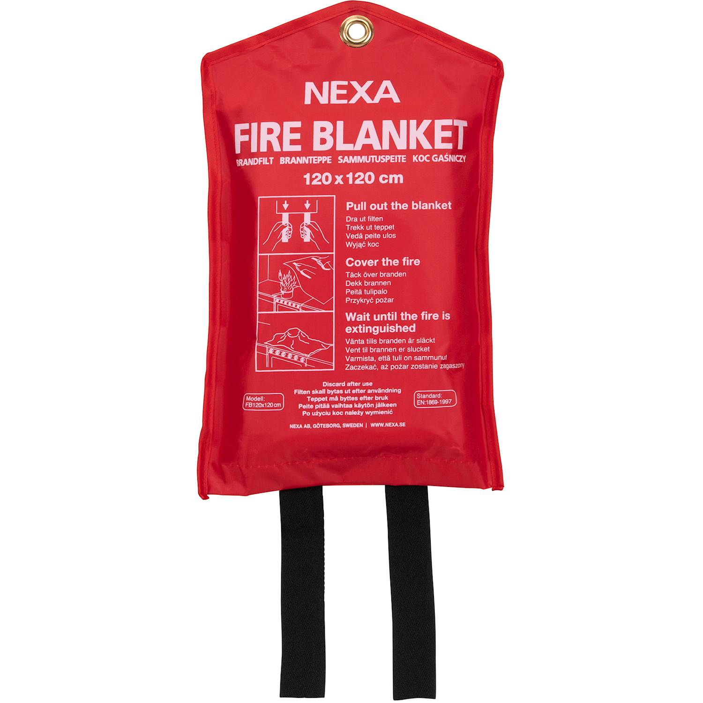 Nexa Brandfilt FB 120×120