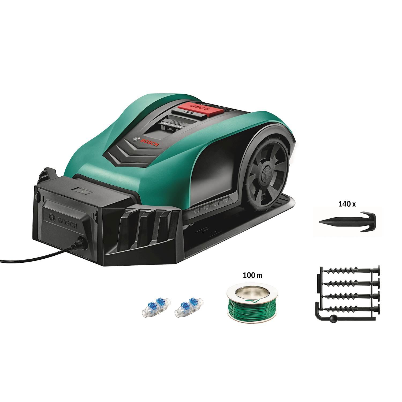 Bosch ROBOTGRÄSKL. INDEGO 350