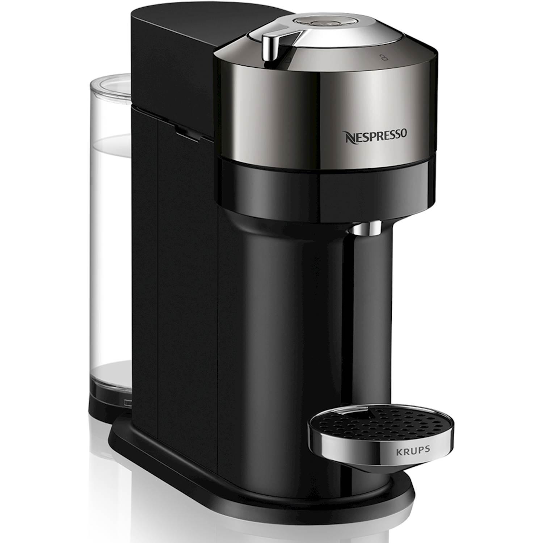 Nespresso krups Vertuo Next Deluxe,1,1 l.chrom
