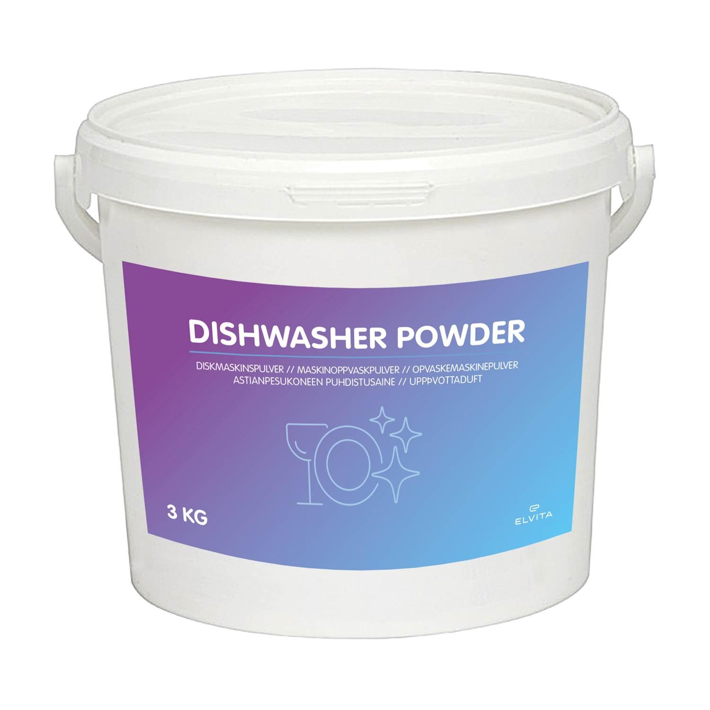 Elvita Dishwashingpowder 3 kg