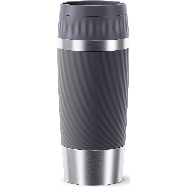 Tefal Travel Mug Easy Twist Grey 0,3